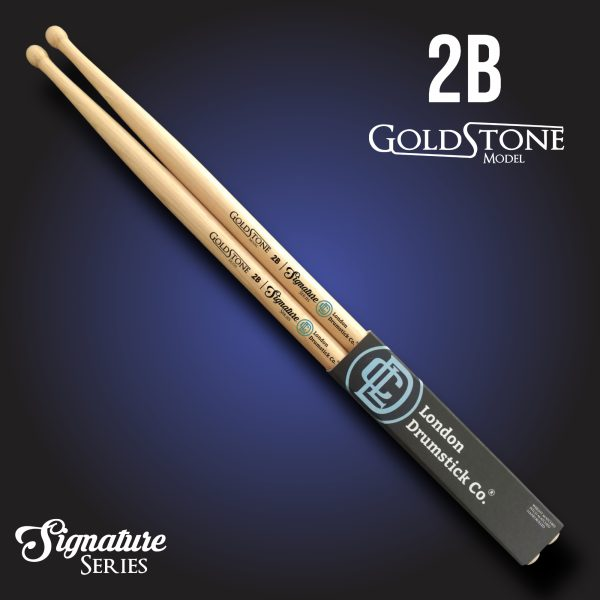 London Drumstick Co Goldstone 2B