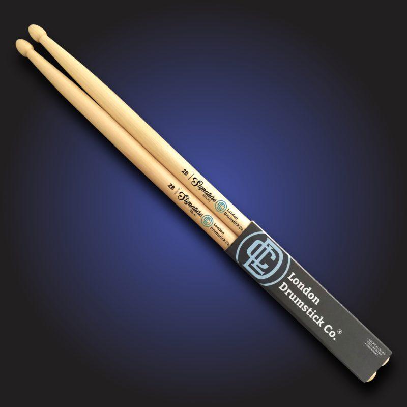London Drumstick Co Standard 2B sticks