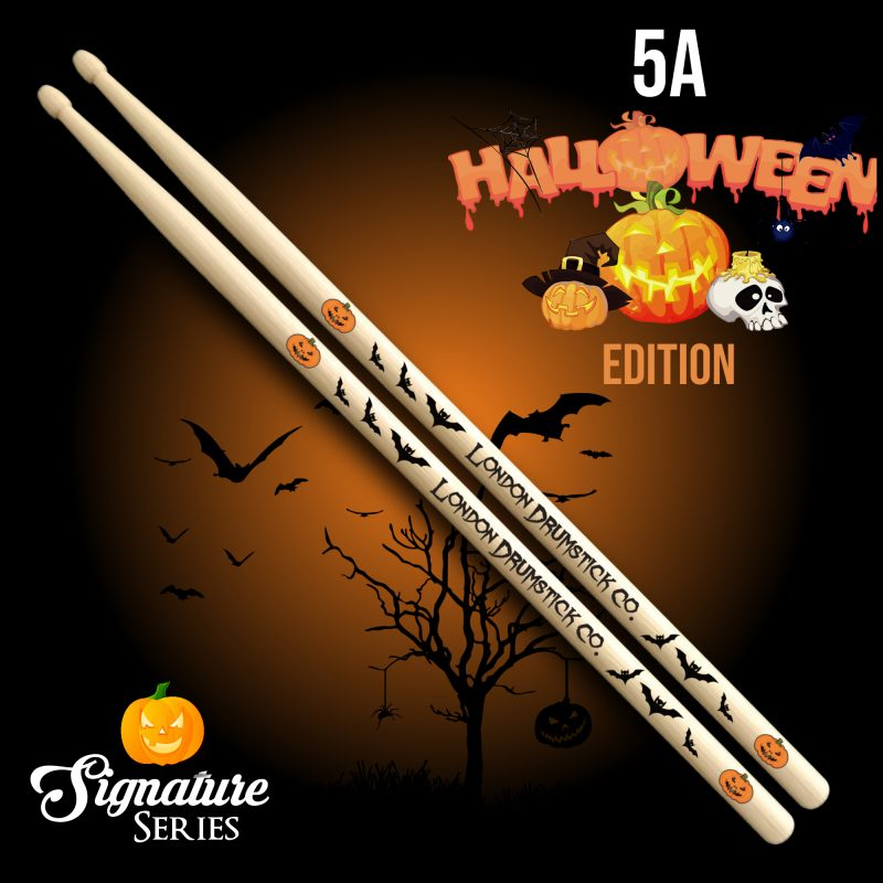 London Drumstick Company Halloween Special Edition 5A