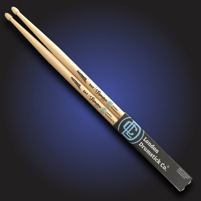 London Drumstick Co Standard 5AX sticks