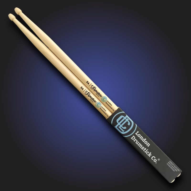 London Drumstick Co Standard 5A sticks