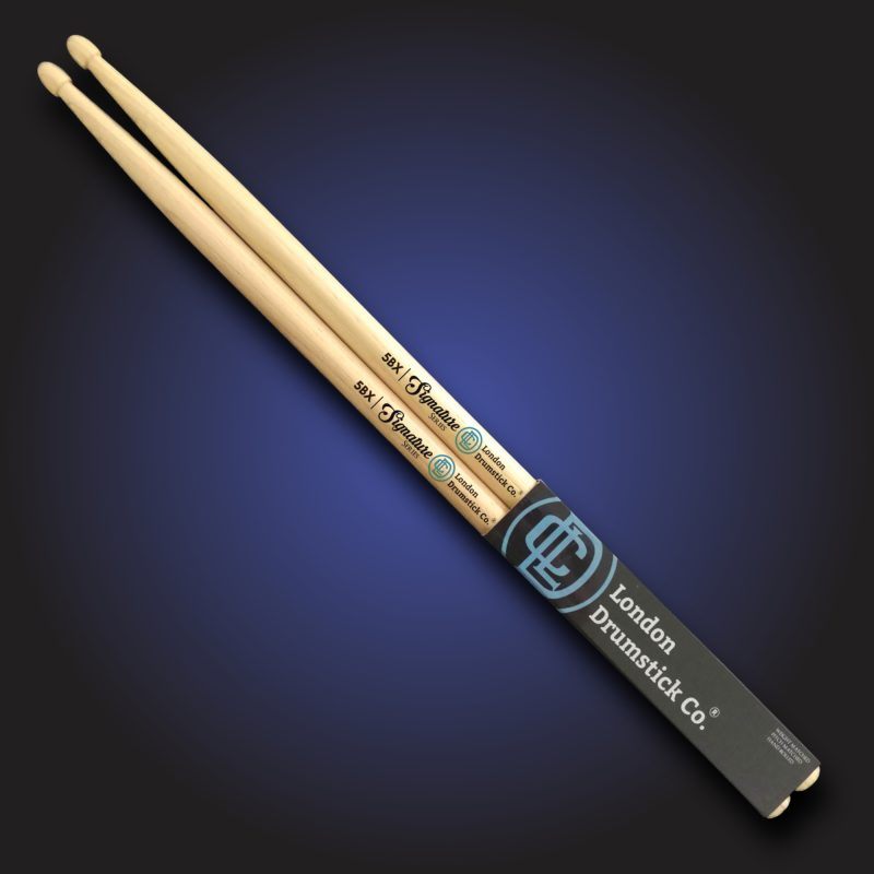 London Drumstick Co Standard 5BX sticks