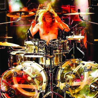 Jani Pasanen London drumstick co