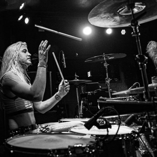 Gunnar Coston London Drumstick Company