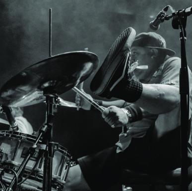 Joe Tatar - london drumstick co.