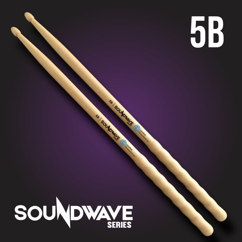 London Drumstick Company SoundWave Series 5B