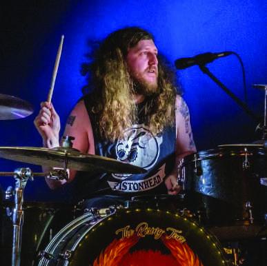 London Drumstick Comany Ash Janes