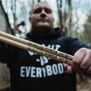 London Drumstick Company Andrew Mattern