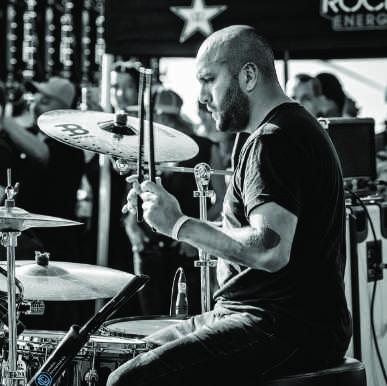 London Drumstick Company Antonio Hernandez