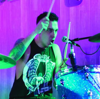 London Drumstick Company Ben Atkinson