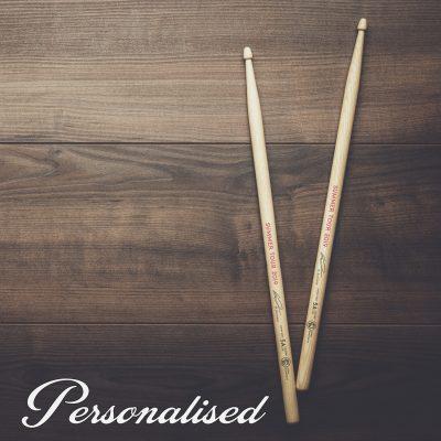 pro quality custom drumsticks