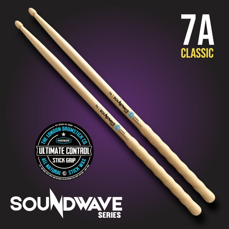 SoundWave Series - 7A with Ultimate Control Coating