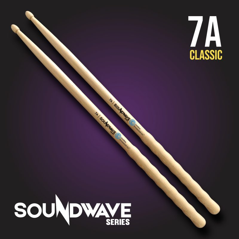 London Drumstick Company SoundWave Series 7A