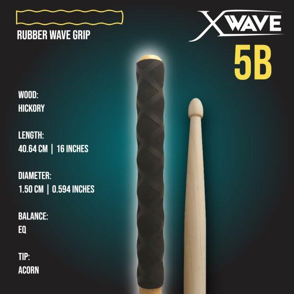 London Drumstick Co. X-Wave