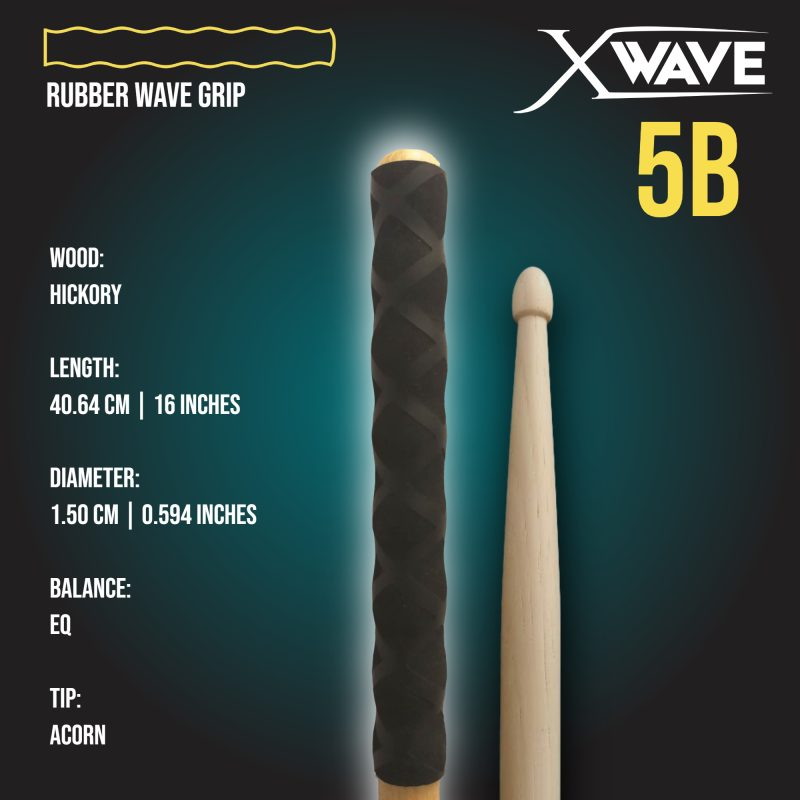 London Drumstick Co. X-Wave