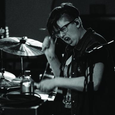 Jess Calcaterra london drumstick co