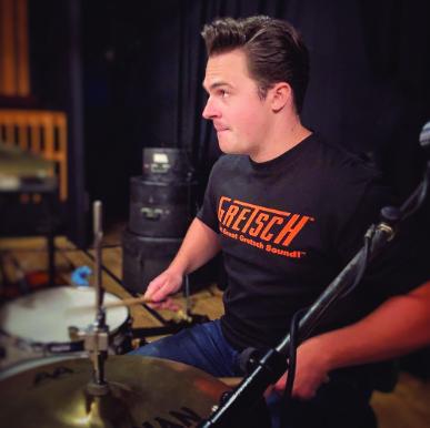 Josh Haberfield - london drumstick co