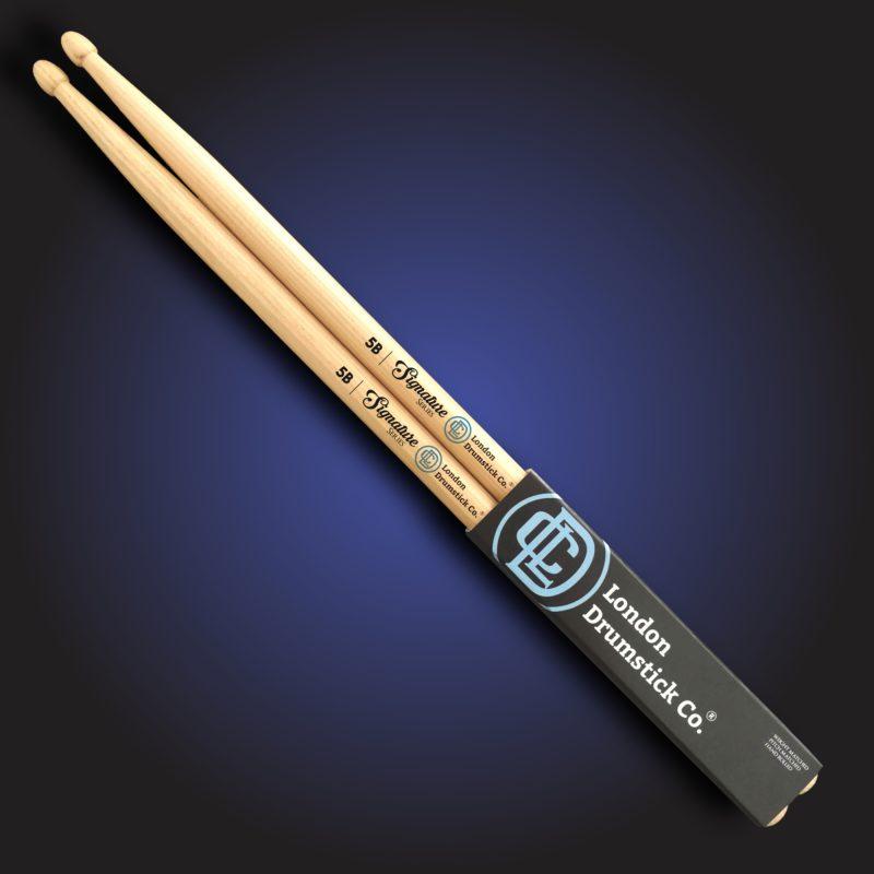 London Drumstick Co Standard 5B sticks