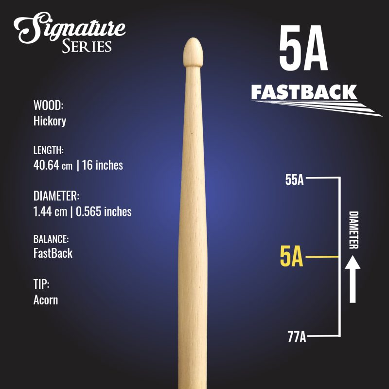 London Drumstick Company 5A FastBack